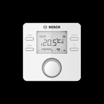 Bosch CR100 RF vezeték nélküli szobatermosztát