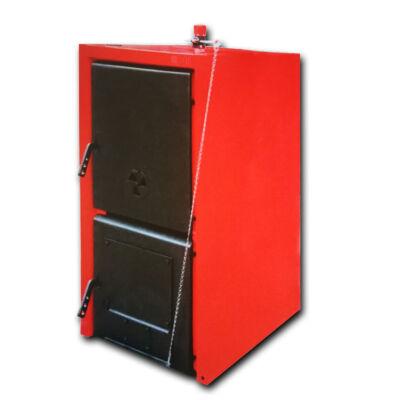 Kaloritherm SB-45 HC Vegyestüzelésű lemezkazán 45 kW (hátsó füstgázkivezetés)