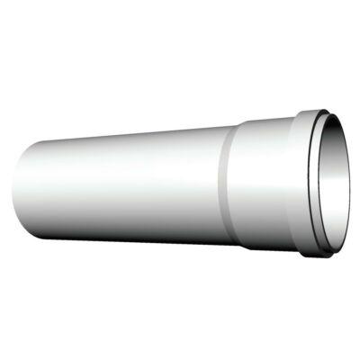 Ricom gas PPs műanyag Ø 200 mm-es, 2m-es toldócső