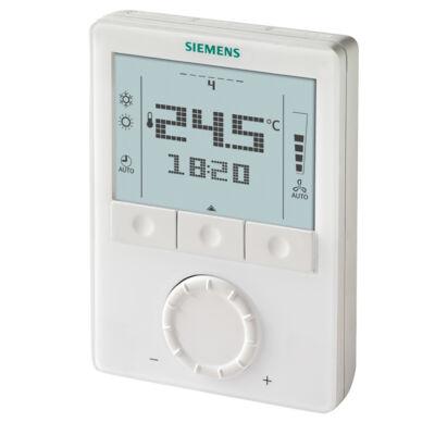 Siemens RDG100T fan-coil helyiség termosztát