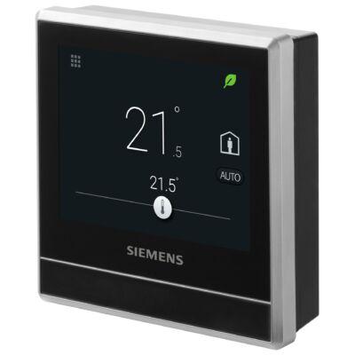 Siemens RDS110 Smart öntanuló szobatermosztát