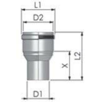 Tricox PPs bővítő 70-80