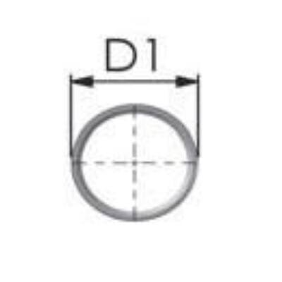 Tricox EPDM  tömítőgyűrű Ø 110 mm