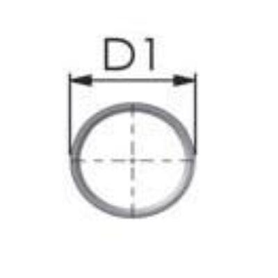 Tricox EPDM tömítőgyűrű Ø80mm