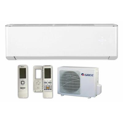 Gree Amber GWH09YC Invertes Split klíma csomag 2,7 kW R32, Wifi