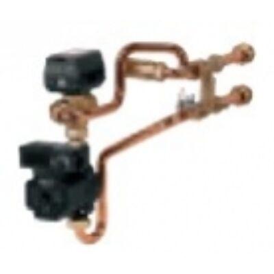 Immergas +1 keverőszelepes fűtési rendszer ABT-hez