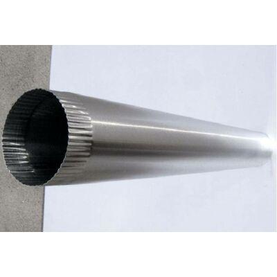 Alu Füstcső 110/500 mm