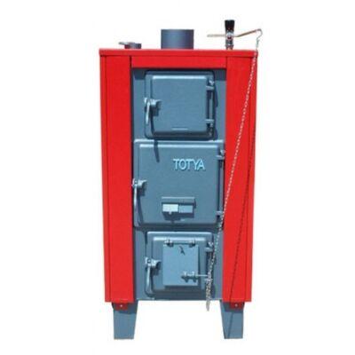 Totya VR 43 Lemez vízrostélyos vegyestüzelésű kazán 43 kW