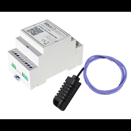 Computherm proSmart B300 Wifis termosztát vezetékes hőérzékelővel