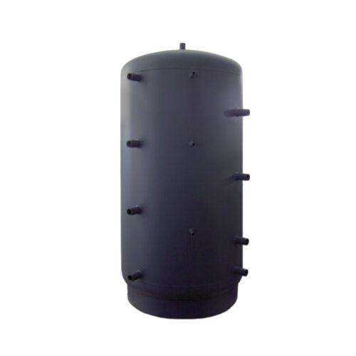 Heizer puffertároló 200L hőcserélő nélkül, szigeteléssel