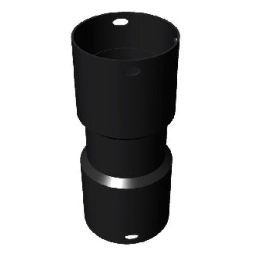 Ricom Gas Toldó elem - kéttokos Ø 90 mm