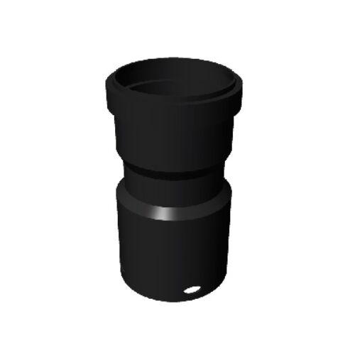 Ricom Gas Vég Adapter NÁ90 flexibilis / NÁ110 merev csőhöz