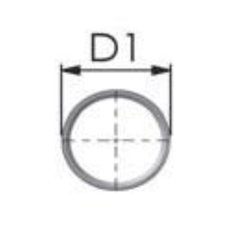 Tricox Szilikon tömítőgyűrű Ø60mm