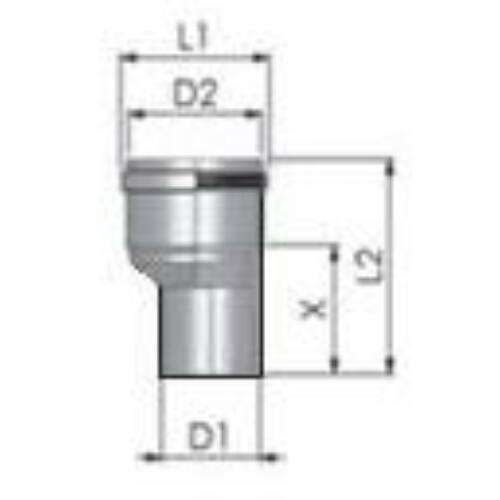 Tricox PPs bővítő 80-110