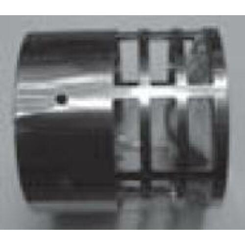 Tricox Rozsdamentes végelem csövekhez, 80mm