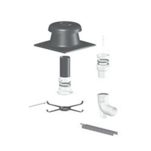 Tricox PPs flexibilis készlet, Ø80 mm