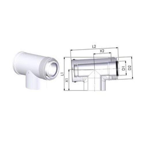 Tricox PPS/ALU Ellenőrző T 60/100