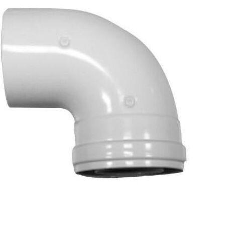 Bosch AZ 407 90°-os ív, Ø 80 mm