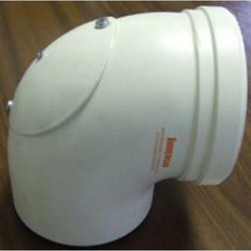 Immergas Ø 80 mm-es könyök idom nyitható vizsgáló nyílássa