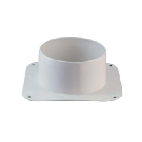 immergas Ø 100 mm-es, fali csatlakozó idom C9X rendszerhez
