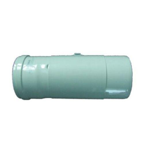 Immergas Ø 60/100 mm-es, egyenes idom nyitható vizsgáló nyílással