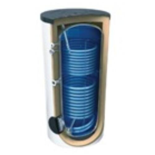 Bosch AS 1500 DUO / 8 bar HMV tároló 2 hőcserélővel