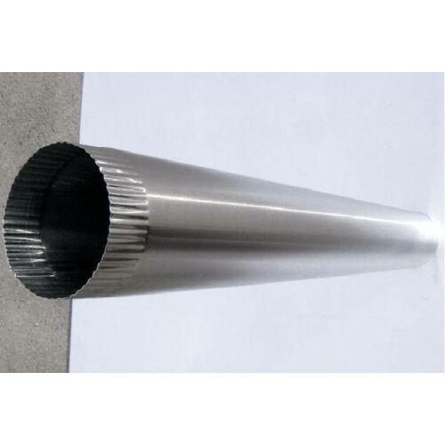 Alu Füstcső 110/1000 mm
